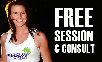 FREE Training Session & Fitness Consult