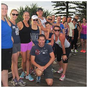 sunshine coast group training