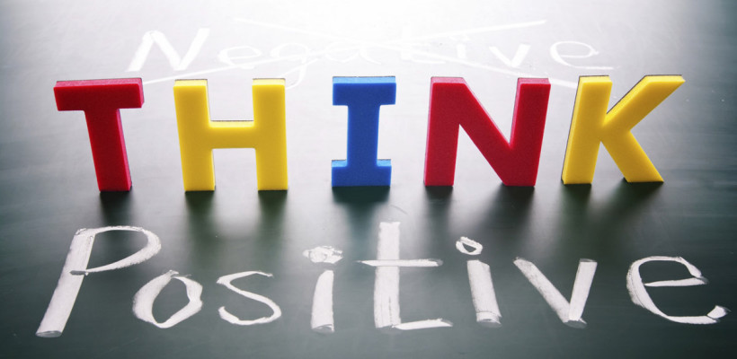 How focusing on being POSITIVE can help you achieve your goals!