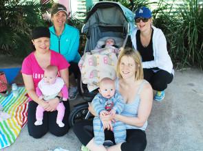 Mum-FIT Postnatal Group Training