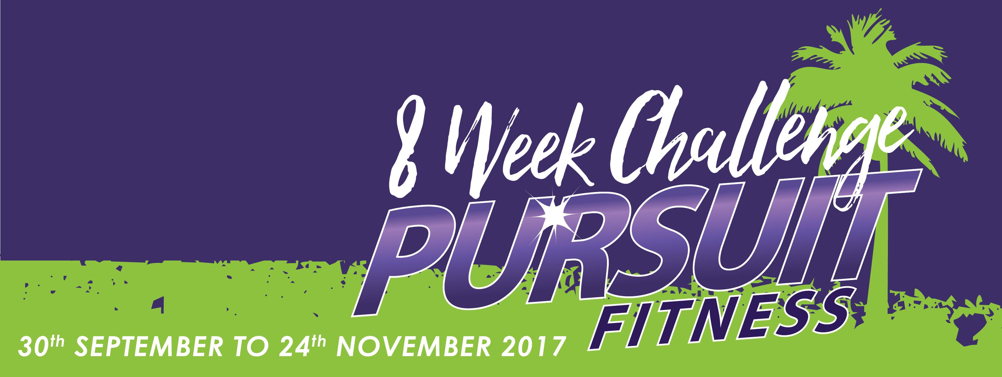 pursuit fitness 8 week challenge