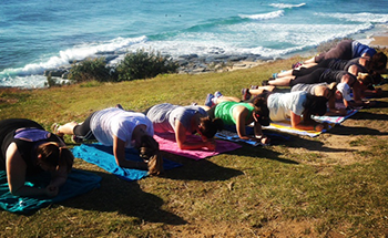 Upcoming Sunshine Coast Group Training Schedule